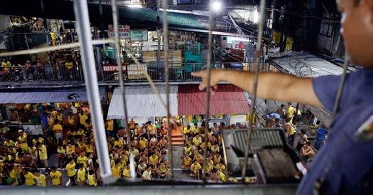 করোনা: মুক্তি পেলো ফিলিপাইনের ১০ হাজার বন্দি