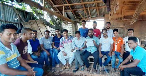 তালা উপজেলা ছাত্রদলের সদ্য বিদায়ী নেতৃবৃন্দের জরুরী আলোচনা সভা
