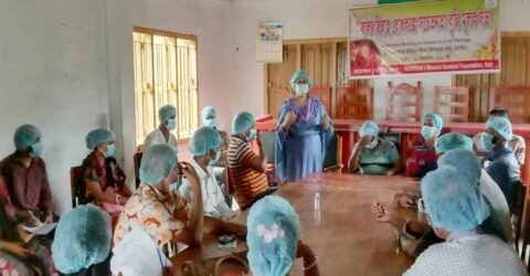 তালার জালালপুরে বাল্য বিবাহ রোধে সভা অনুষ্ঠিত