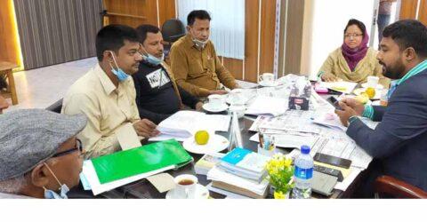 পাইকগাছা উপজেলা মনিটরিং কমিটির ষ্মান-মাসিক সভা অনুষ্ঠিত