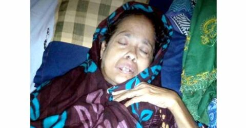 দেবহাটায় প্রতিপক্ষের হামলা আহত নারী চিকিৎসাধীন অবস্থায় মারা গেছে