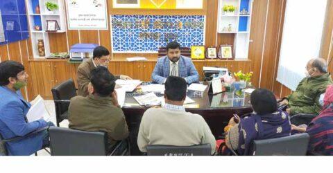 পাইকগাছা উপজেলা করোনা প্রতিরোধ কমিটির সভা অনুষ্ঠিত