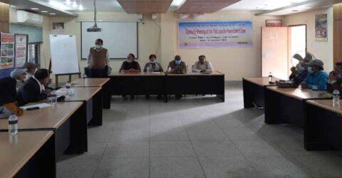 তালায় পানি কমিটির ত্রৈমাসিক সভা অনুষ্ঠিত